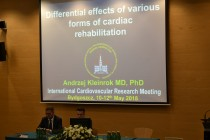 International Cardiovascular Research Meeting [fot.Michał Żbikowski]