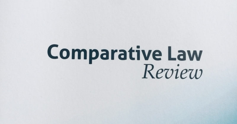 "obrazek wiadomości: Call for papers - ""Comparative Law Review"""