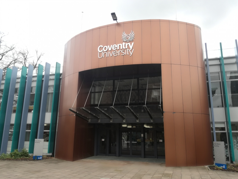 obrazek wiadomości: Foreign Languages Centre in Centre for Academic Writing at Coventry University