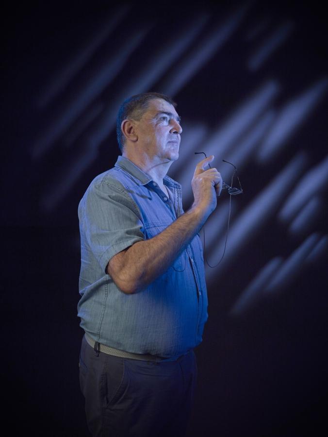 Prof. Toma Tomov, fot. Marek Czarnecki